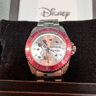 ディズニー  ミニーマウス腕時計(新品未使用)