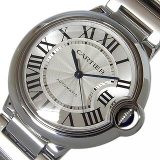 カルティエ(Cartier)のカルティエ Cartier バロンブルー 36mm 腕時計 メンズ【中古】(金属ベルト)