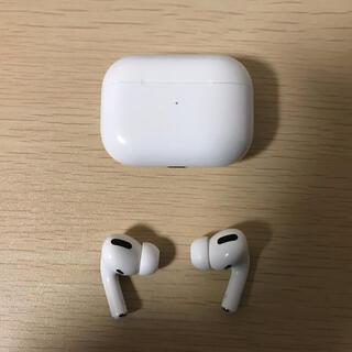 アップル(Apple)の【確実正規品】airpods pro (ヘッドフォン/イヤフォン)