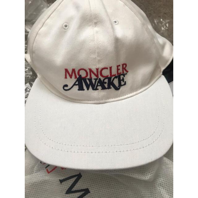 MONCLER(モンクレール)のモンクレール AWAKE キャップ メンズの帽子(キャップ)の商品写真