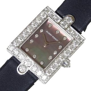 ハリーウィンストン(HARRY WINSTON)のハリーウィンストン HARRY WINSTON セミラ 腕時計 レディ【中古】(腕時計)