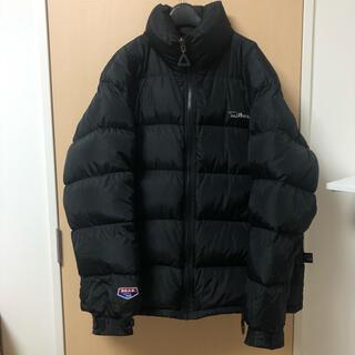 Bear USA - 90S BEAR リバーシブルナイロンダウンジャケット ヌプシ 古着