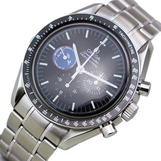 オメガ(OMEGA)のオメガ OMEGA スピードマスタープロ ミッションズアポロ9号 15【中古】(金属ベルト)
