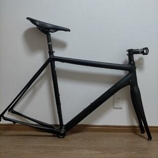 キャノンデール(Cannondale)のCANNONDALE CAAD10 56 フレームセット(自転車本体)
