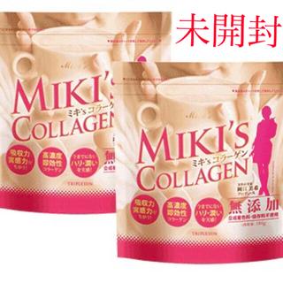 【2袋セット】ミキズコラーゲン(スプーン無し)(コラーゲン)