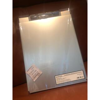ダントン(DANTON)の【値下げ】ダルトン  H19-0005 L アルミ クリップボード(ファイル/バインダー)