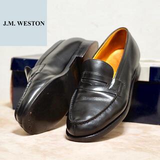 ジェーエムウエストン(J.M. WESTON)のJ.M.Weston 4D ウェストン 180 シグネチャーローファー(ローファー/革靴)