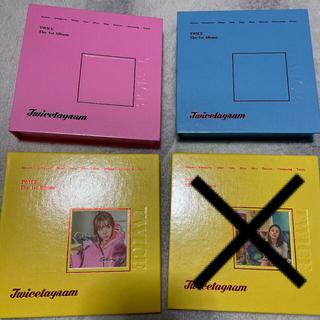 TWICE 1st Album(K-POP/アジア)