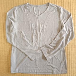 シャルレ(シャルレ)のシャルレ カットソー Lサイズ(カットソー(長袖/七分))