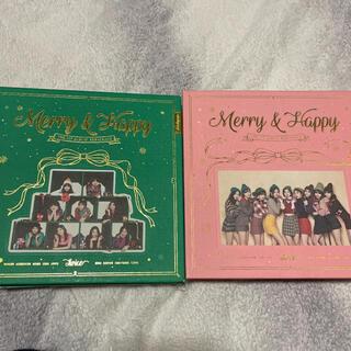 TWICE MerryHappy(K-POP/アジア)