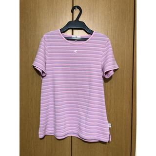 クレージュ(Courreges)のクレージュ Tシャツ スポーツ サイズ40(ポロシャツ)
