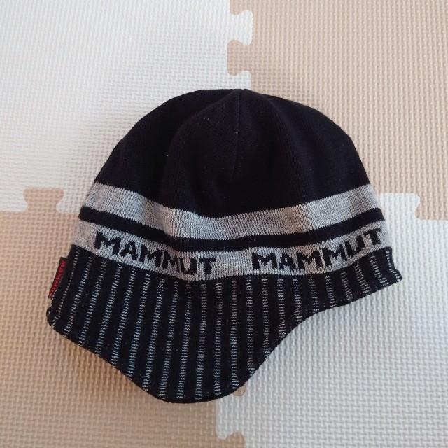 Mammut(マムート)のMAMMUT アウトドア ニット帽子 スポーツ/アウトドアのアウトドア(登山用品)の商品写真