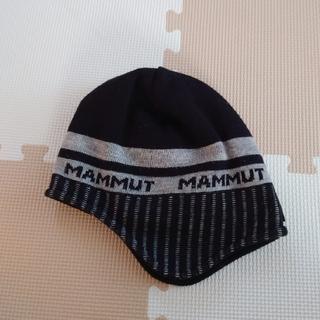 マムート(Mammut)のMAMMUT アウトドア ニット帽子(登山用品)