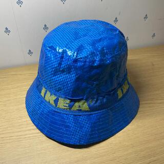 イケア(IKEA)のIKEA バケットハット 渋谷限定 KNORVA(ハット)