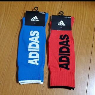 adidas - 新品未使用 アディダス adidas サッカー 靴下 ストッキング 19~21