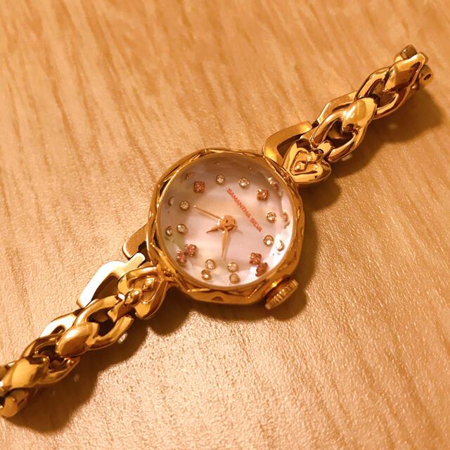 Samantha Silva(サマンサシルヴァ)のサマンサシルヴァ 腕時計 プリンセスウォッチ レディースのファッション小物(腕時計)の商品写真