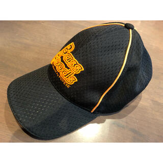 POPEYE ブラックバス釣り Bass Foods キャップ 帽子(ウエア)