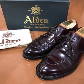 Alden - 本日限り‼️極美品 オールデン2210 7D コードバン アバディーンラスト