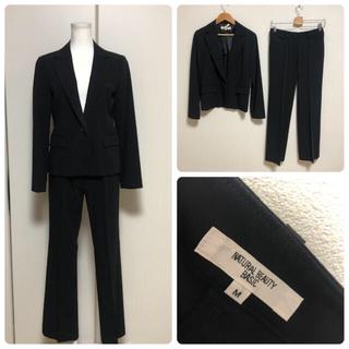 ナチュラルビューティーベーシック(NATURAL BEAUTY BASIC)のナチュラルビューティーベーシック パンツスーツ(スーツ)