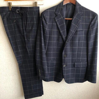 ポロラルフローレン(POLO RALPH LAUREN)のMADE IN ITALY POLO RALPHLAUREN フランネル スーツ(セットアップ)