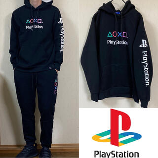 プレイステーション(PlayStation)のPlay Station プレイステーション パーカー スウェット セットアップ(パーカー)