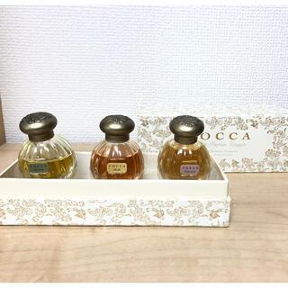トッカ(TOCCA)のTOCCA(トッカ)香水 3点セット ステラ フローレンス クレオパトラ(香水(女性用))