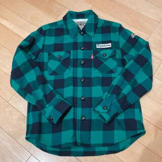 ティーエムティー(TMT)のTMT×INCENSE ネルシャツ(シャツ)