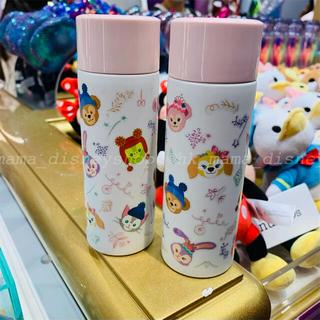 ダッフィー(ダッフィー)の香港ディズニー新商品🌟ダッフィーフレンズ ステンレスミニボトル ミニ保温水筒(水筒)