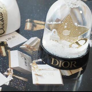Dior - ディオール 限定スノードーム