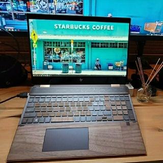 ヒューレットパッカード(HP)のHP Spectre x360 15-df0xxx 4Kディスプレイ(ノートPC)