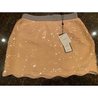 BCBGMAXAZRIA - BCBGMAXAZRIA スパンコールスカート 美品