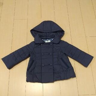 クミキョク(kumikyoku(組曲))のダウンコート 中綿【組曲KIDS】100cm(コート)