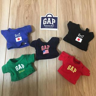 ギャップ(GAP)のGAP ガチャ ガチャガチャ Tシャツ コンプリート(ぬいぐるみ)