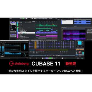 ヤマハ(ヤマハ)のsteinberg cubase pro 11 最新版(DAWソフトウェア)