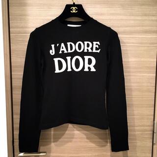 クリスチャンディオール(Christian Dior)のChristian Dior J'ADORE DIOR ロングTシャツ  ロンT(Tシャツ(長袖/七分))