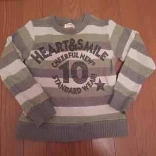ベベ(BeBe)のセーター 130(ニット)