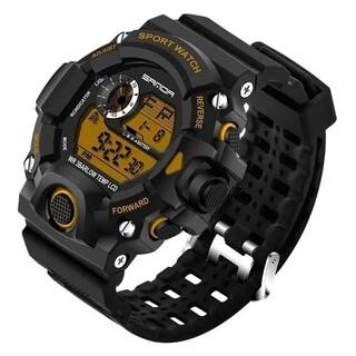 SANDA 326 メンズミリタリー腕時計(腕時計(デジタル))