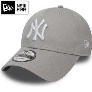 ニューエラー(NEW ERA)のニューエラ キャップ NY ヤンキース gray グレー(キャップ)