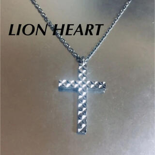 LION HEART - LION HEARTライオンハート925silverネックレス