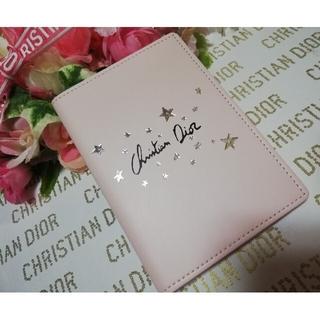 クリスチャンディオール(Christian Dior)の【非売品】🌸DIOR🌸パスポートケ―ス【新品】🌸桜ピンク🌸(パスケース/IDカードホルダー)