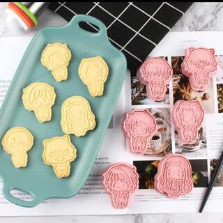 鬼滅の刃 クッキー型(調理道具/製菓道具)