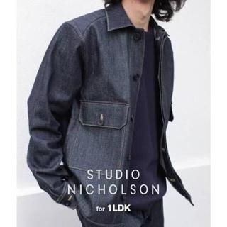 COMOLI - STUDIO NICHOLSON 2020SS 1LDK別注デニムジャケット
