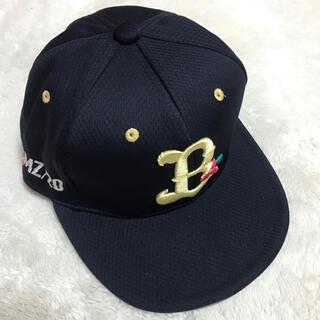 デサント(DESCENTE)のオリックスバファローズ 2020年 宮崎キャンプ 帽子 キャップ(記念品/関連グッズ)