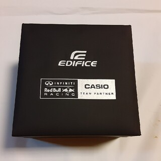 カシオ(CASIO)のカシオ EDIFICE 限定箱(腕時計(デジタル))