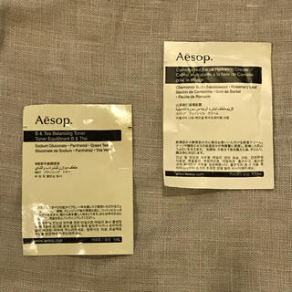 イソップ(Aesop)のイソップ バランシングトナー カメリアフェイシャルクリーム(化粧水/ローション)