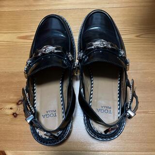 TOGA - TOGA シューズ パンプス 革靴 ベルト