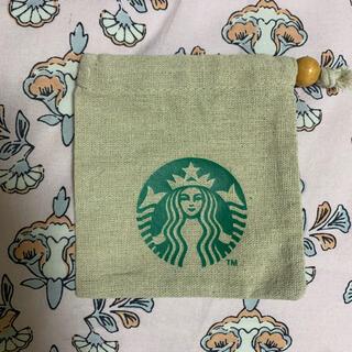スターバックスコーヒー(Starbucks Coffee)のスターバックス ミニカップギフト  巾着(小物入れ)