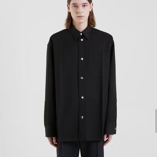ジルサンダー(Jil Sander)のoamc 20ss max shirt(シャツ)
