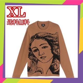ステューシー(STUSSY)のSTUSSY セーター Venus sweater ヴィーナス XL(ニット/セーター)