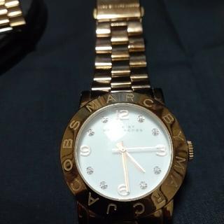 マークバイマークジェイコブス(MARC BY MARC JACOBS)のバイマークジェイコブス BY MARC  JACOBS 腕時計(腕時計)